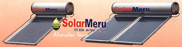 Máy Nước Nóng Mặt Trời SolarMeru