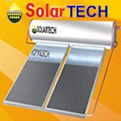 Máy Nước Nóng Năng Lượng Solar Tech