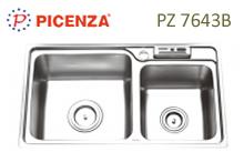 chậu rửa inox Picenza PZ 7643B