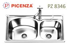chậu rửa inox Picenza PZ 8346