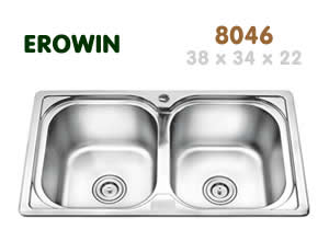 Chậu Erowin 8046
