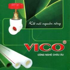 Ống nước nóng PPr Vico