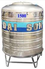Bồn Đại Sơn 1500 lít đứng (ĐK920)