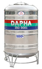 Bồn nước inox Dapha R 700 lít