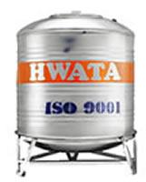 Bồn inox Hwata 300 lít đứng (ĐK760)