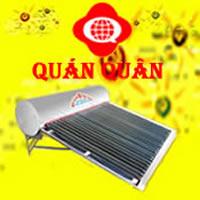 Máy Năng lượng mặt trời Quán Quân 180 lít
