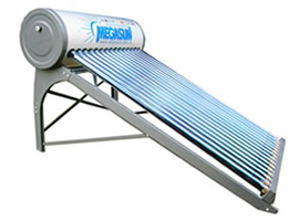 Máy mặt trời Megasun KAA-N 240 lít