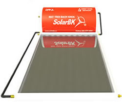 Máy năng lượng mặt trời Bách Khoa CFP-X 220 lít