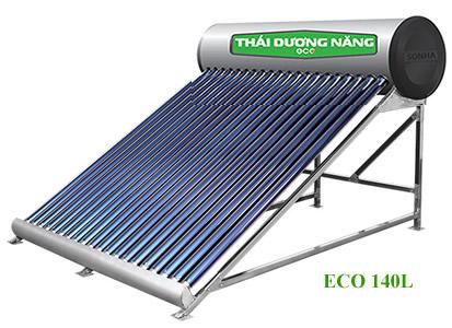 Máy năng lượng Thái Dương Năng Eco 180L