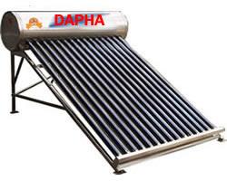 Máy nước nóng năng lượng Dapha Suntech 200 lít