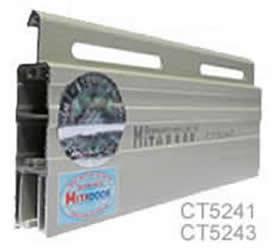 Cửa cuốn Mitadoor CT5241 và Ct 5243