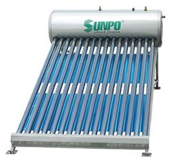 Máy năng lượng mặt trời Sunpo SP-HP 215 lít