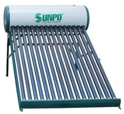 Máy năng lượng mặt trời Sunpo SP-SC 180 lít