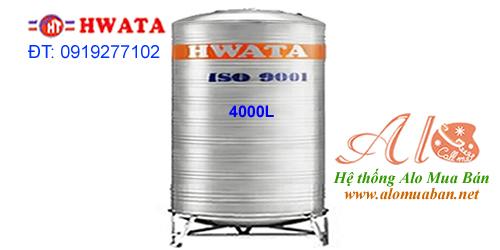 Bồn Hwata 4000 lít đứng
