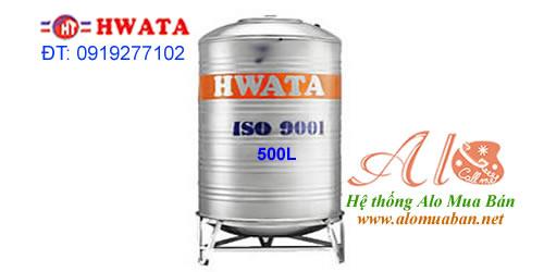 Bồn nước Hwata 500L đứng