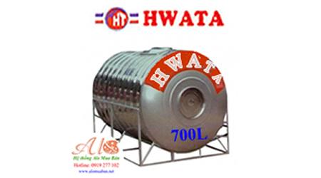 Giá Bồn Nước Inox Hwata 700 lít ngang