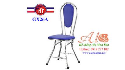 Ghế inox Hwata GX26A