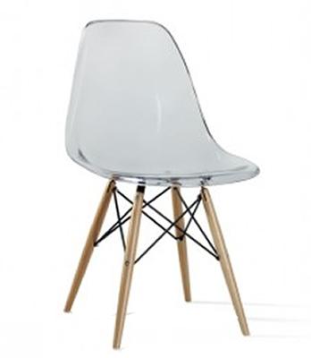 Ghế nhựa PC 018 trắng