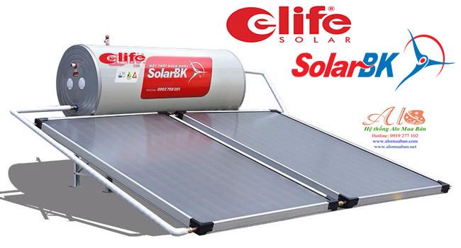 Máy năng lượng Mặt trời Bách Khoa E-LIFE 320 lít
