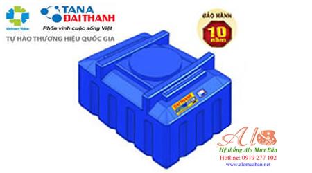 bồn nhựa vuông Đại Thành 500l