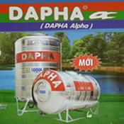 Bảng giá bồn Dapha