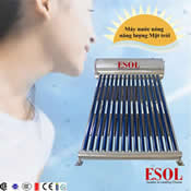 Máy nước nóng năng lượng ESOL