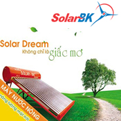 máy nước nóng năng lượng Solar Dream