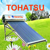 máy nước nóng năng lượng Tohatsu