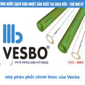 Ống nước nóng Vesbo