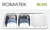 chậu rửa inox Romatek RS 28B