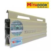 Cửa cuốn song ngang inox Mitadoor