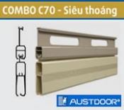 cửa cuốn Austdoor C70