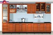 tủ bếp gỗ căm xe Hwata