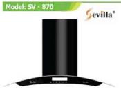 máy hút khói Sevilla SV 870