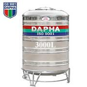 Bồn nước inox Dapha R 3000 lít