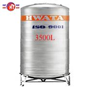 Giá Bồn Nước Inox Hwata 3.500 lít đứng