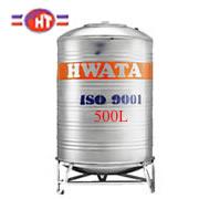 Giá Bồn Nước Inox Hwata 500 lít đứng