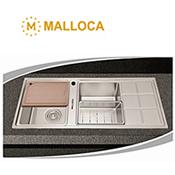 Chậu Malloca MS 8815R