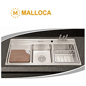 Chậu Malloca MS 8816