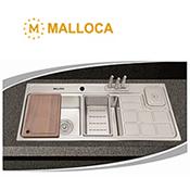 Chậu Malloca MS 8817
