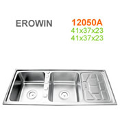 Chậu inox Erowin 12050V