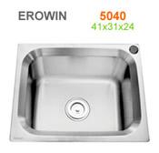 Chậu inox Erowin 5040