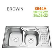 Chậu inox Erowin 8944A