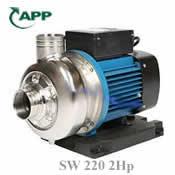 Máy bơm APP SW 220 (2Hp)