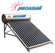 Máy mặt trời Megasun KSS 200 lít