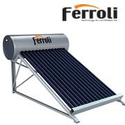 Máy nước nóng năng lượng Ferroli 200 lit Ecosun