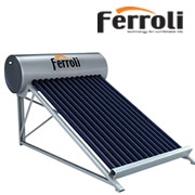 Máy năng lượng mặt trời Ferroli 400L