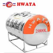 bồn Hwata 2000 lít nằm