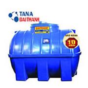 Giá bồn nhựa Đại Thành 500 lít nằm THM