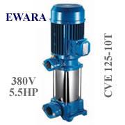 Bơm trục đứng EWARA CVE 125-10T (5,5Hp)